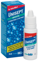 Intermed Unisept Buccal drops 30 ml