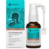 Agan Suprammune Cough Relief spray 30 ml