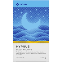 Agan Hupnus Sleep factors 20 vcaps