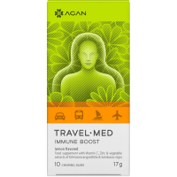 Agan Travel-Med Immune Boost 10 chewing gums
