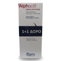 Item Alphactif lotion Anti-chute 100 ml 1+1 Δώρο