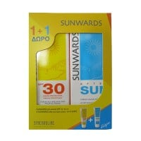 Synchroline Sunwards Face Cream Antiwrinkle SPF30 50 ml & Δώρο Sunwards After sun face cream 50 ml