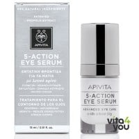 Apivita 5 Action Eye Serum 15 ml