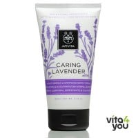 Apivita Caring Lavender moisturizing & soothing body cream 150 ml