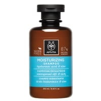 Apivita Shampoo Moisturizing hyaluronic acid & aloe 250 ml