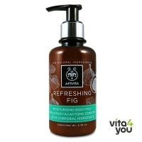 Apivita Body Milk Refreshing Fig 200 ml