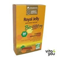 Arkopharma Royal Jelly 1500 mg Propolis 20 amp x 15 ml