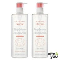Avene Gel douche doucher 500 ml 1+1