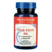 Higher Nature B6 True Food 30 tabs