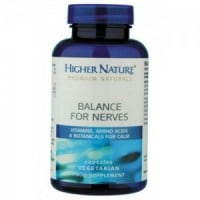 Higher Nature Balance for Nerves 30 caps