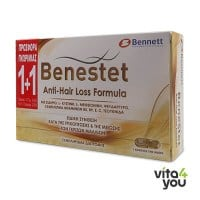 Bennett Benestet Anti-hair loss formula 30 caps