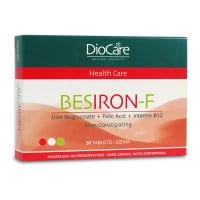DioCare Besiron-F 30 tabs