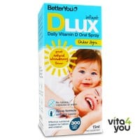 BetterYou Dlux Infant Vitamin D oral spray 300 IU 15 ml