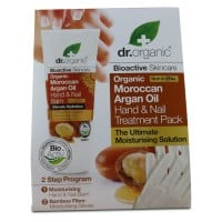 Dr. Organic Moroccan Argan Oil Hand and Nail Treatment Pack