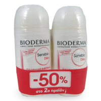 Bioderma Sensibio Freshness Deo roll on 50 ml 1+1