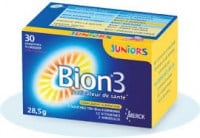 Bion 3 Junior 30 chewable tabs