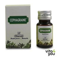 Charak Cephagraine Nasal Drops 15 ml