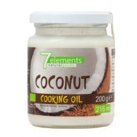 7elements Coconut cooking oil organic 200 gr