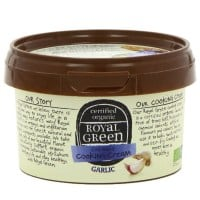Royal Green Coconut cooking cream Garlic 250 ml