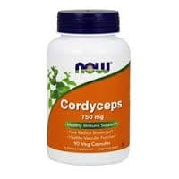 Now Cordyseps 750 mg 90 Vcaps