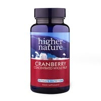 Higher Nature Cranberry super strenght 30 caps