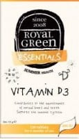 Royal Green Vitamin D3 300IU 120 caps