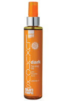 Intermed Luxurious Sun Care Dark Tanning Oil 200 ml