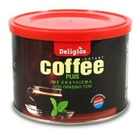 Deligios Instant Coffee Plus 100 gr