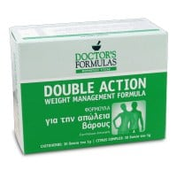 Doctor's Formulas Double Action 60 tabs