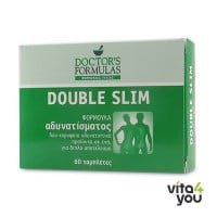 Doctor's Formulas Double Slim 60 tabs