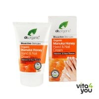 Dr. Organic Manuka Honey Hand and Nail Cream 125ml