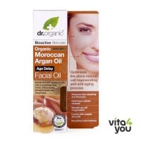 Dr. Organic Moroccan Argan Oil Facial Oil 30ml