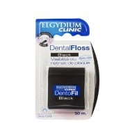 Elgydium Dental Floss Black 50 ml