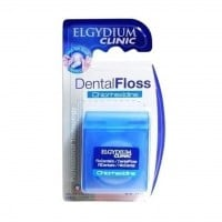 Elgydium Dental Floss Chlorhexidine 50 m
