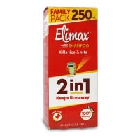 Gerolymatos Elimax Shampoo 2 in 1 Family Pack 250 ml