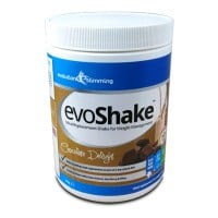 Evolution Slimming EvoShake Meal Replacement Chocolate Delight 420 gr