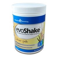 Evolution Slimming EvoShake Meal Replacement Delicious Vanilla 420 gr