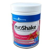 Evolution Slimming EvoShake Meal Replacement Strawberry Sensation 420 gr