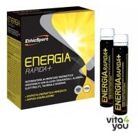 EthicSport Energia Rapida+ 10 x 25 ml