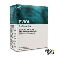 Eviol B Complex 60 softgels