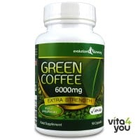 Evolution Slimming Green Coffee 2000 mg 90 caps