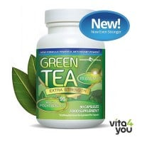Evolution Slimming Green Tea Extra Strength 10000 mg 90 caps