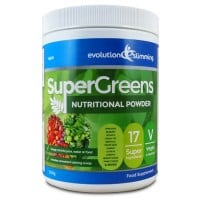 Evolution Slimming SuperGreens with 17 Super Fruits & Vegetables 500 gr