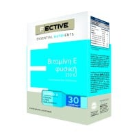 F Ective Vitamin E 250 IU 30 Lipid caps