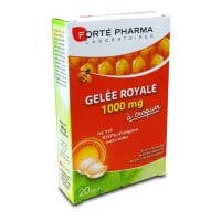 Forte Pharma Gelee Royale 1000 mg 20 chewable tabs