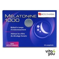 Forte Pharma Melatonine 1000 30 tabs