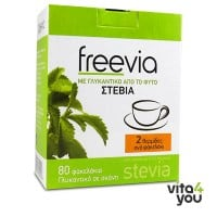 Freevia stevia 80 sticks