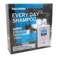 Frezyderm Every Day shampoo 200 ml & 100 ml δώρο