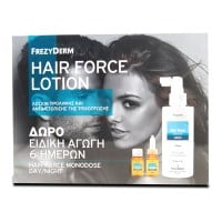 Frezyderm Hair Force Lotion Extra 100 ml & Δώρο Monodose Day/Night 6x10 ml