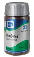 Quest Green Coffee 200 mg 30 tabs